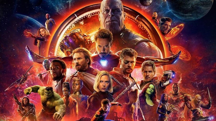 Avengers: Infinity War - A Decade In the Making