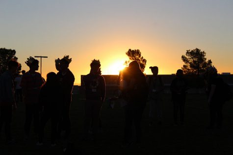 Class of 2019's Senior Sunrise
