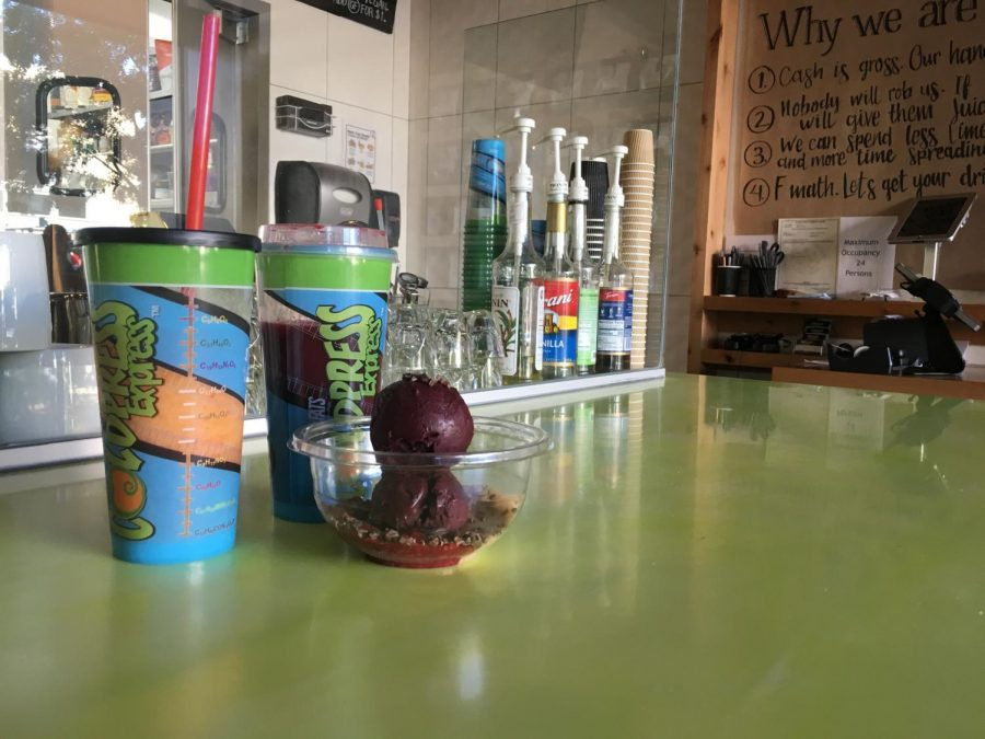 Restaurant Review: ColdPress Express