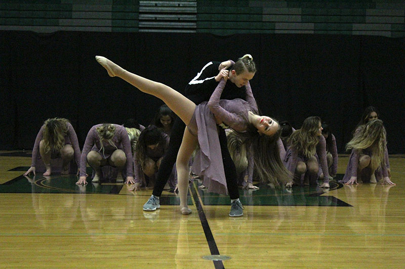 Palo's Winter Dance Showcase