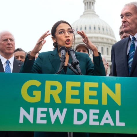 The Green New Deal will Save the Planet