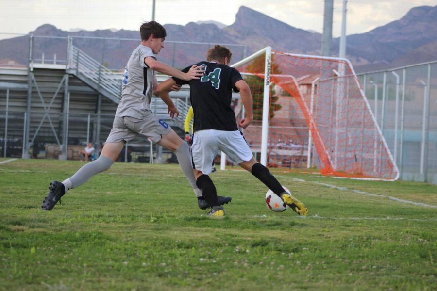 Men's Varsity Soccer Pummel the Gators