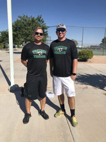 New Palo Tennis Coaches