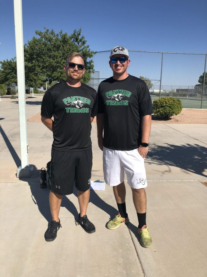 New Palo Tennis Coaches