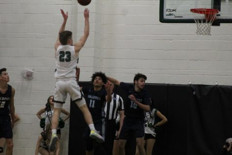 Men's Varsity Basketball Dominate the Bonanza Bengals for Annual Hope Game