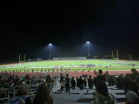 Panther Fans Are Back at Palo's First Football Game