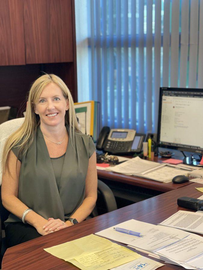 Palo Panthers Welcome Principal Smith