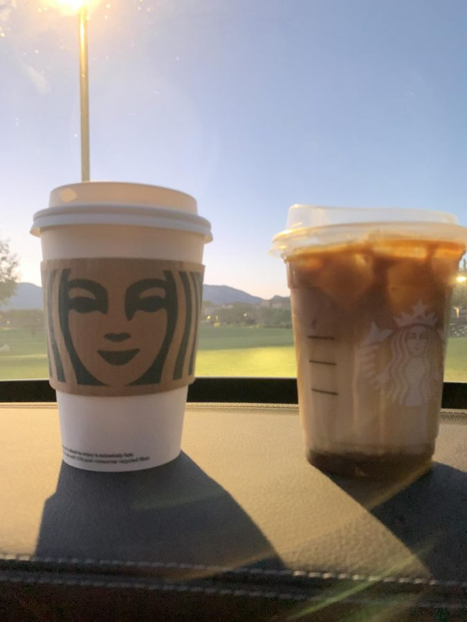 New Fall Drinks at Starbucks Review